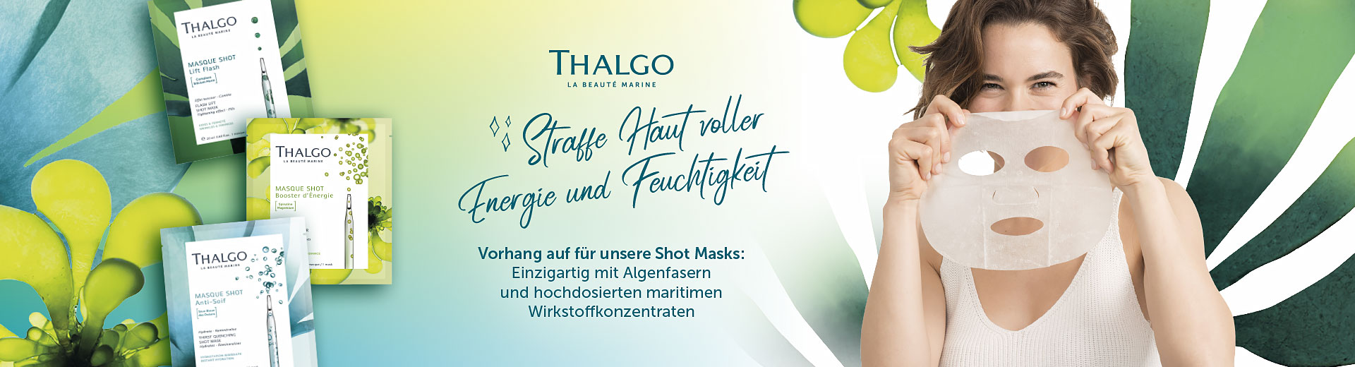 NEU: SHOT MASK